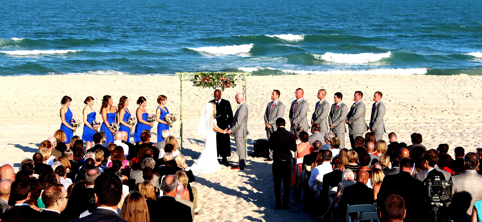 Long Beach Island Beach Ceremony